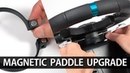 IMPROVE THE LOGITECH PADDLE SHIFTER MAGNETIC UPGRADE DIY