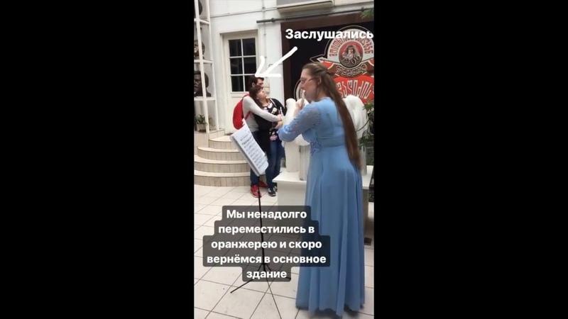 Акция Ночь в музее Instagram 19 05 2018 Музей мастерская Зураба Церетели