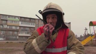 Пожарно-тактические учения в Алтайском крае
