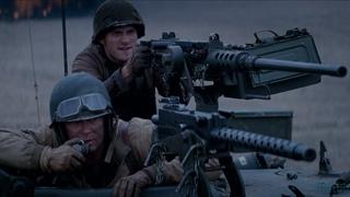 Цель уничтожена Ярость.Fury (2014) Фрагмент
