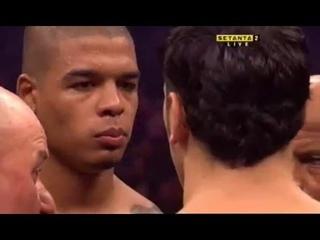 Tyrone Spong vs  Zabit Samedov It's Showtime 2008 Eindhoven
