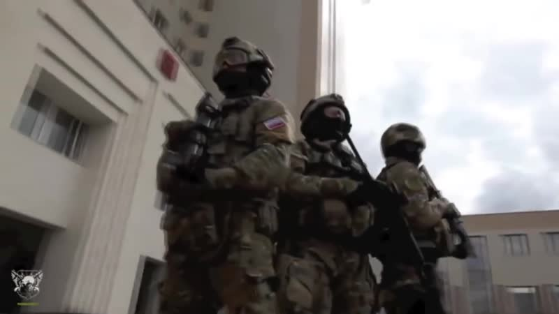 Russian Special Forces __ Any Mission, Any Time, Any Place