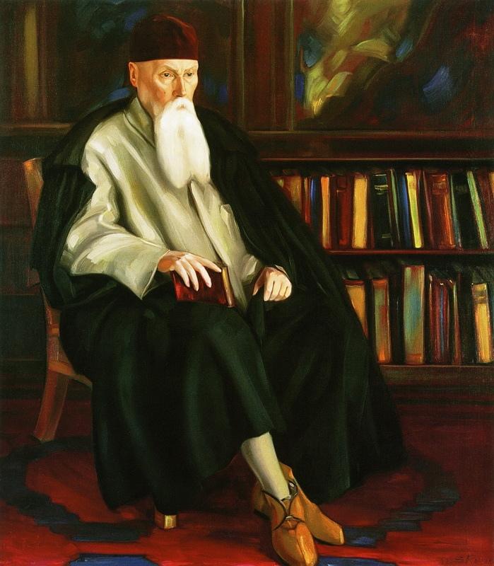 Гуру. Н.К. Рерих, изображение №62