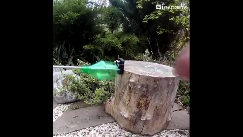 Лайфхак инструмент для переработки бутылок на предмет волокон для веревки
