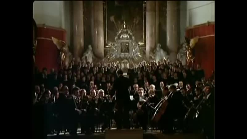 Моцарт Реквием Requiem de Mozart Lacrimosa Karl Böhm Sinfónica de Viena
