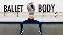 Coach Kel Ballet Body Sculpt No Jumping No Equipment Балетная тренировка для стройных ног