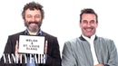 Jon Hamm and Michael Sheen Teach You St. Louis and Welsh Slang | Vanity Fair