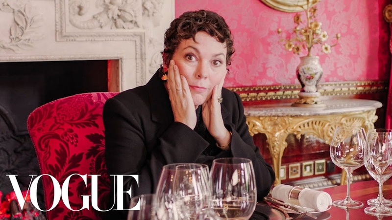 73 Questions With Olivia Colman Vogue