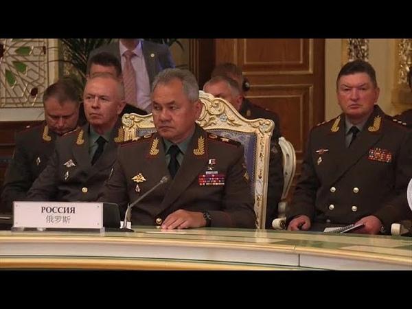 Россия будет реагировать на обострение ситуации в Афганистане …