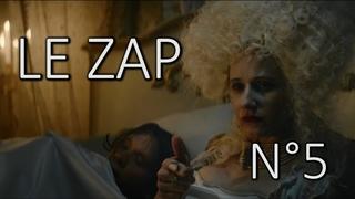 LE ZAP N°5 (une chanson bizarre, une caméra cachée et un crash test de l'Iphone X)