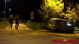 Killer Clown 9 Scary Film   Shadow Plays