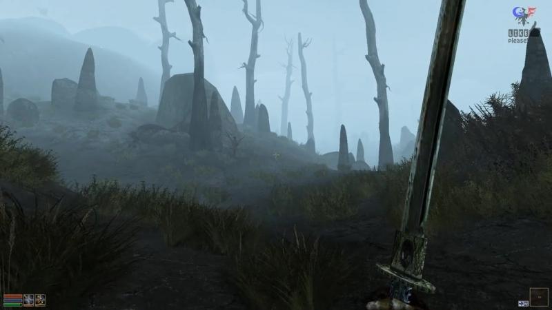 [GallFiction] Morrowind 52 «Униженный кровник»