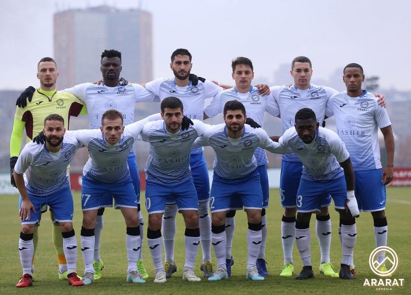 «Арарат-Армения»: Самая новая команда из Еревана, изображение №1