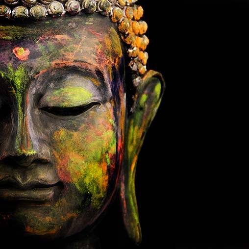 Афиша Москва Медитация / Лицо Будды / Buddha Face