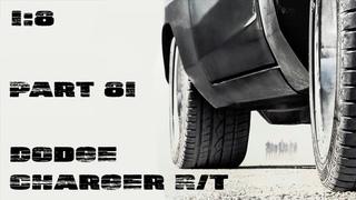 Сборка Dodge Charger R/T Fast&Furious 1:8 от Deagostini - Part81.
