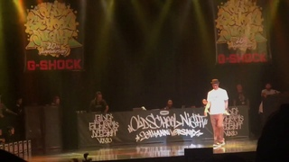 JR BOOGALOO / POPPING JUDGE SOLO / OLD SCHOOL NIGHT VOL 20 |