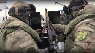 Диверсанты непройдут — работает спецназ: Росгвардия настраже Крымского моста
