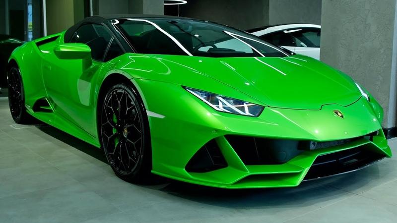 2021 Lamborghini Huracan Exterior and interior Details It's a beast