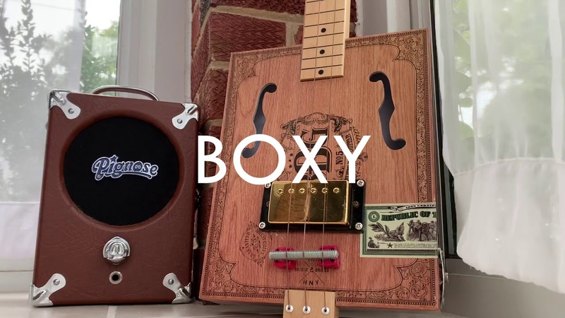 One minute song BOXY