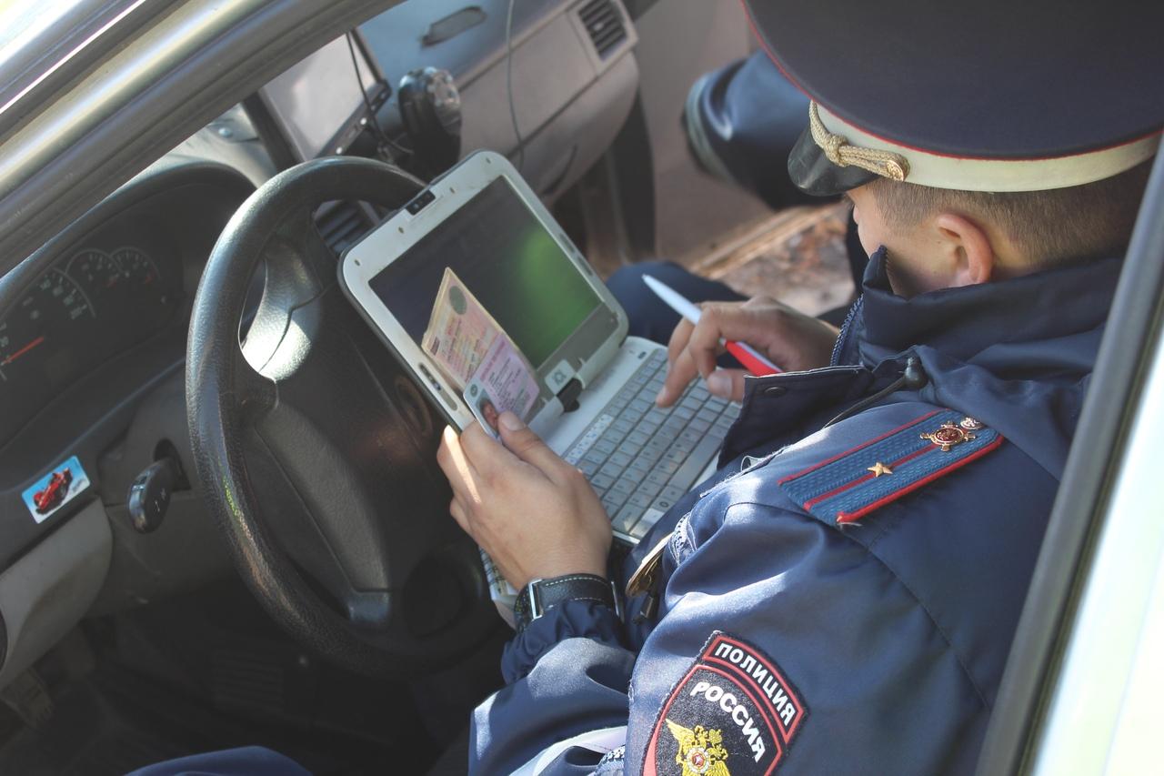 Региональная дорожная полиция устроит облавы на пьяных водителей