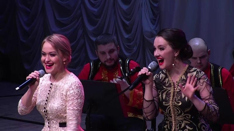 Майя Балашова и Дарья Сикальская Ой вы ночи
