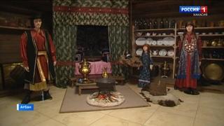 В республиканском  музее  открыта  выставка « Семейный  быт хакасов»