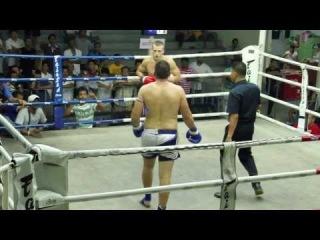 Rawai Supa Muay Thai - Michael Markwell (March 11, 2014)