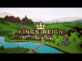 King's Reign - Rule a magical Kingdom by indirectly influencing your people's actions.
