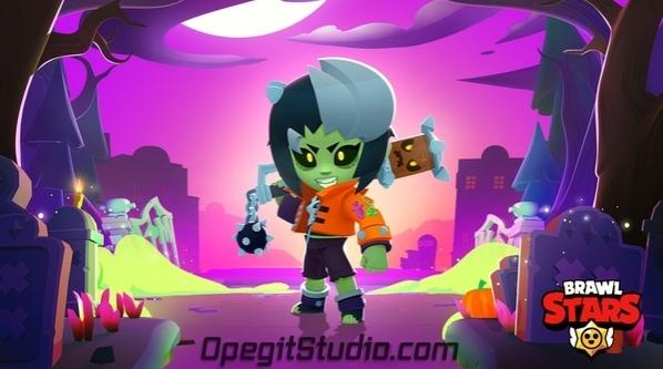 Зомбиби уже доступна в игре! #BS@supercell_studio