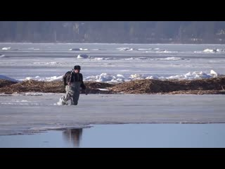 Рыбаки штурмуют берег (муз. видео-клип)