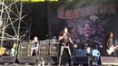 Åge Sten Nilsen's AMMUNITION Take Out The Enemy live @ Väsby Rock Festival 2015