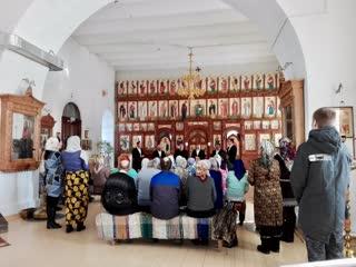 Doros г. Москва в Храме Святои Троицы в Юргинском