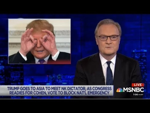 FULL The Last Word With Lawrence O'Donnell 2 25 19 MSNBC News Today Feb 25 2019