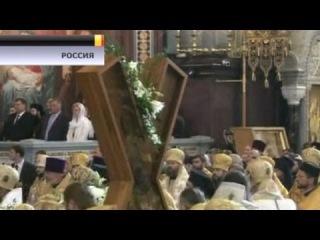 Торжества, посвящённые 1025-летию Крещения Руси, начинаются в Беларуси, России и Украине