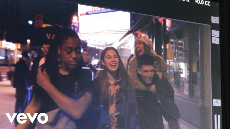 Destiny Rogers - Kickin' Pushin' (Behind The Scenes)