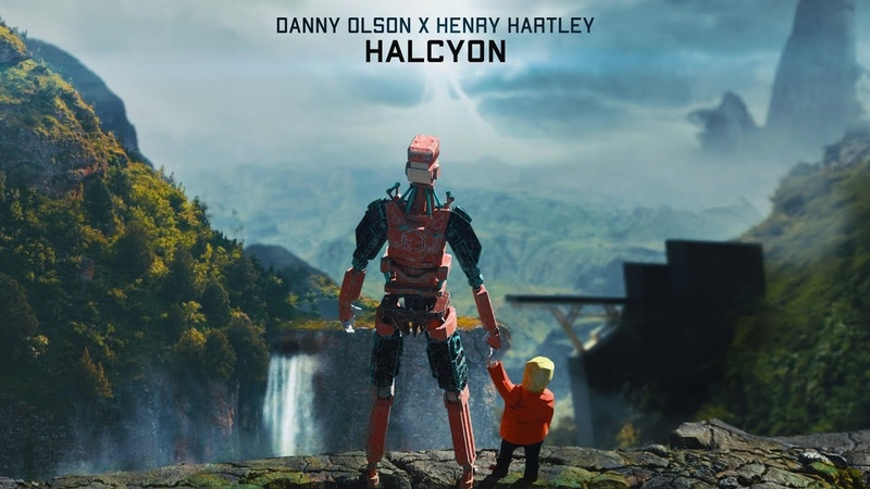 Danny Olson X Henry Hartley Halcyon Official Video