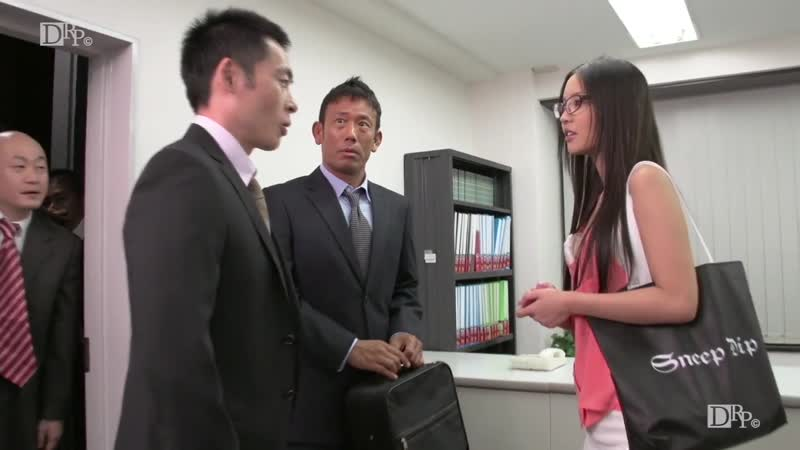Секретарша японка хочет премию, азиатка, секс с, asian, japanese,