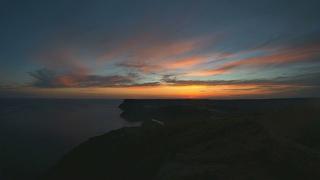 Невероятный закат в Крыму. Балаклава. Бочка смерти. #sunset #sky #sevastopol #crimea #travel #plrny