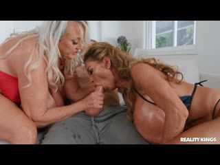 [RealityKings] Minka, Kayla Kleevage - All Sex, Blowjob, Big Tits, Threesome, MILF, Moms, Big Ass, Blonde, Brunette