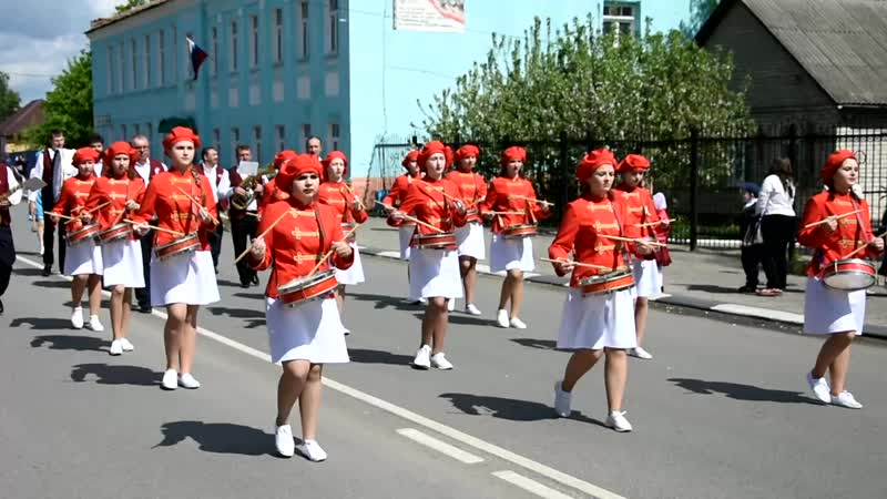 Ансамбль барабанщиц Штрих