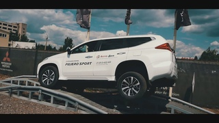 Mitsubishi Pajero Sport | Тест - Драйв