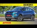 Tata Nexon EV Review First Drive Autocar India