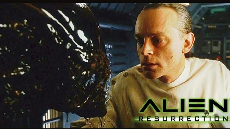 Alien Resurrection 1997 We're fast learner