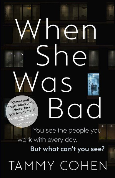 [Thriller] When She Was Bad