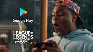 Legendary Together | Google Play | League of Legends: Wild Rift