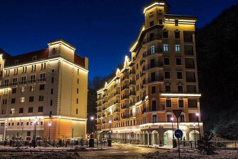 Выбираем отель на Роза-Хутор, изображение №3