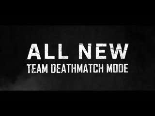 New update team deathmatch pubg