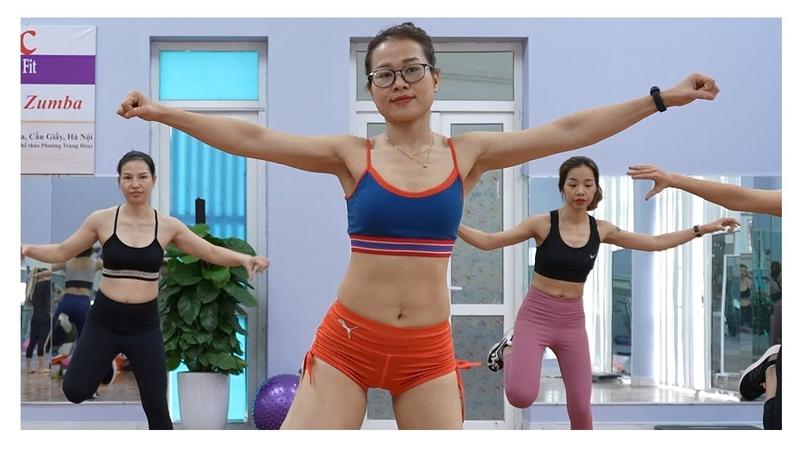 100% Hiệu Quả Giảm Mỡ Cánh Tay Eo Bụng Thon Gọn Nhanh Chóng Inc Dance Fit