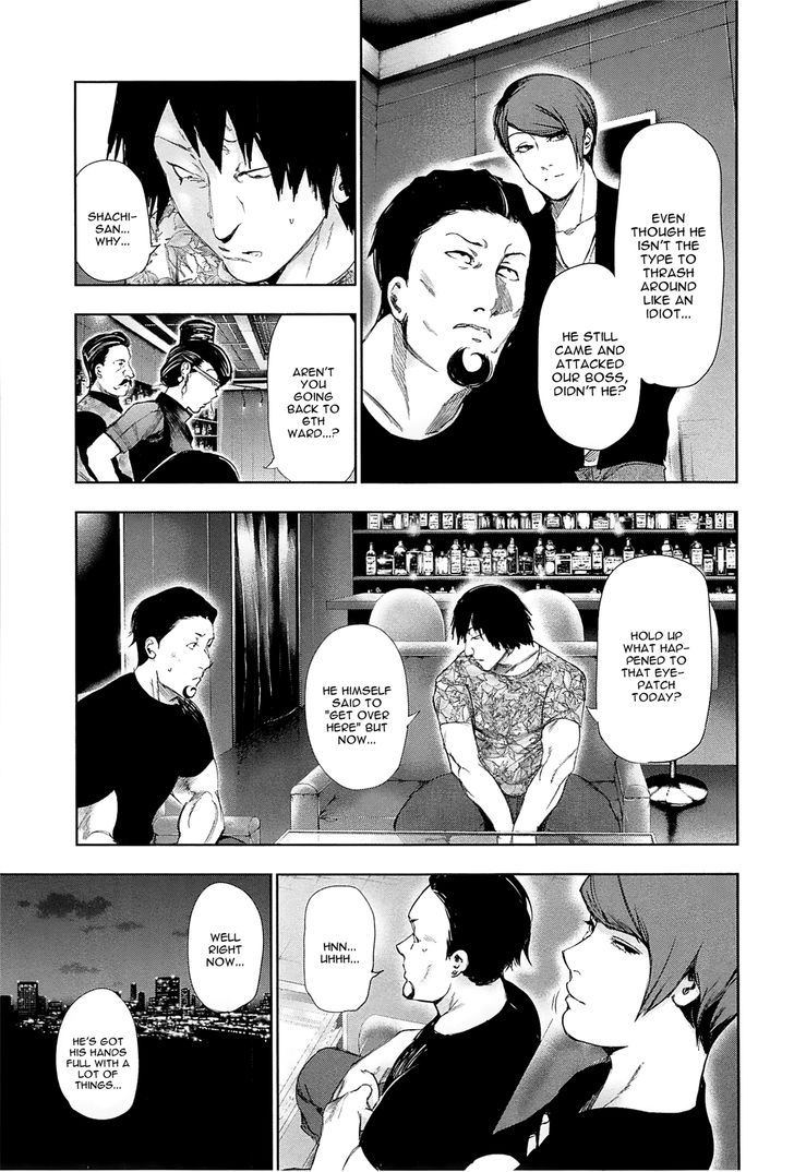 Tokyo Ghoul, Vol. 10 Chapter 94 Inner Thoughts, image #11