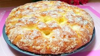 МНОГИЕ ПРОСИЛИ ЭТОТ РЕЦЕПТ 💣💯САМА В ШОКЕ,что это обалденно ВКУСНО! Знаменитый сахарный пирог
